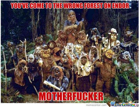 Ewoks Meme - ewok memes best collection of funny ewok pictures