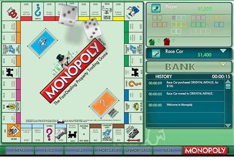 monopoly multiplayer game funnygamesin
