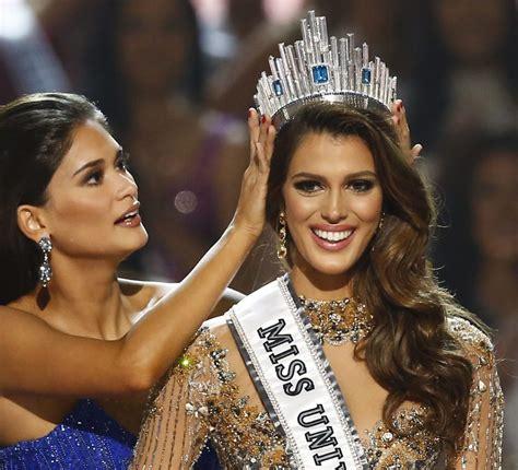 imagenes de miss filipinas en miss universo la francesa iris mittenaere ganadora de miss universo 2016