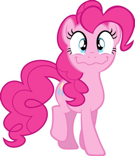 Sprei Pony Pink nervouscited pinkie pie by theshadowstone on deviantart