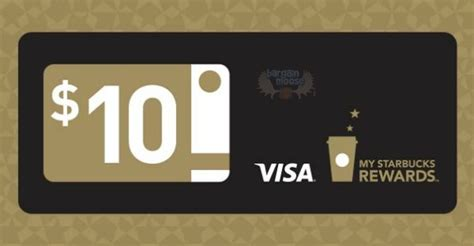 Reload Starbucks Card With Gift Card - starbucks canada set up auto reload receive 10 gift card