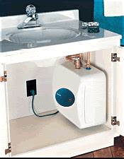 under cabinet instant water heater ariston point of use hot water heaters treehugger