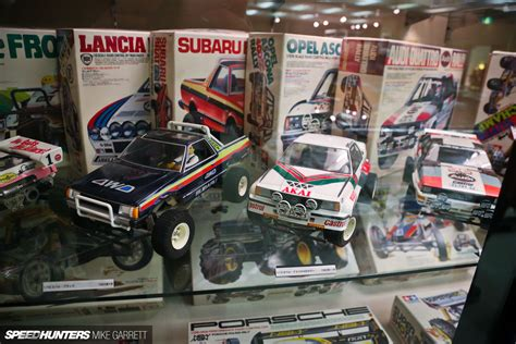 Tamiya Model hobby history the tamiya museum speedhunters