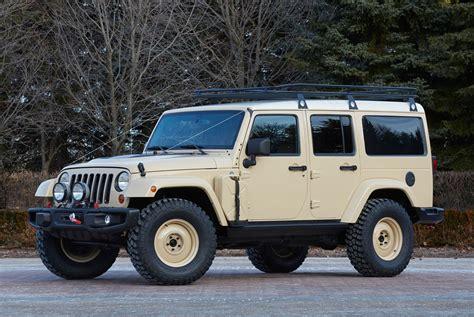 jeep safari 2015 easter jeep safari 2015 concepts unveiled hypebeast