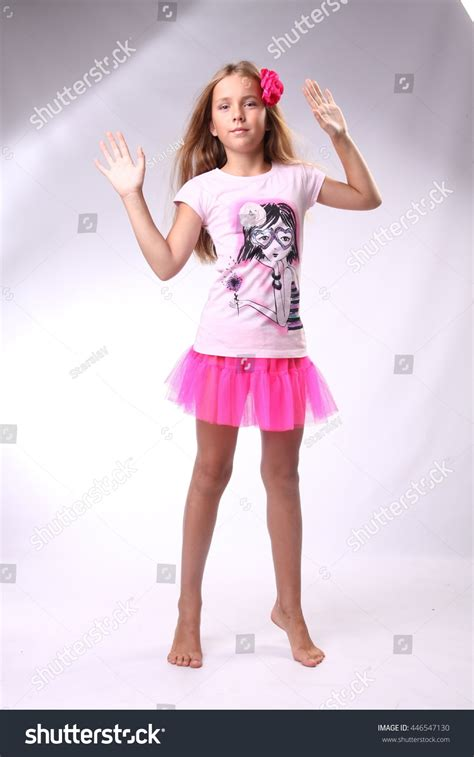 young girl short dress stock photos images pictures very pretty young girl jumping in a short skirt with a