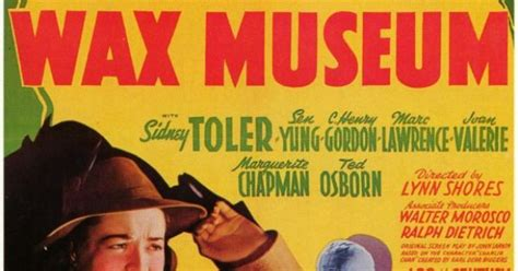 watch charlie chan at the wax museum 1940 full movie trailer charlie chan at the wax museum 1940 charlie chan museums the o jays and wax