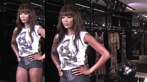 dolce models sergei naomi a fashion red carpet for naomi and dolce gabbana youtube