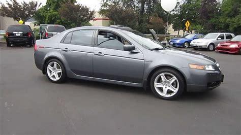 2005 Acura Tl 0 60 by 2005 Acura Tl Gray Stock 730979