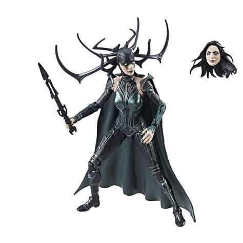 Comic Book Shelves by Hasbro Reveals Movie Figures For Thor Ragnarok Including