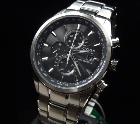 Citizen Eco Drive Cronograph 301 moved permanently