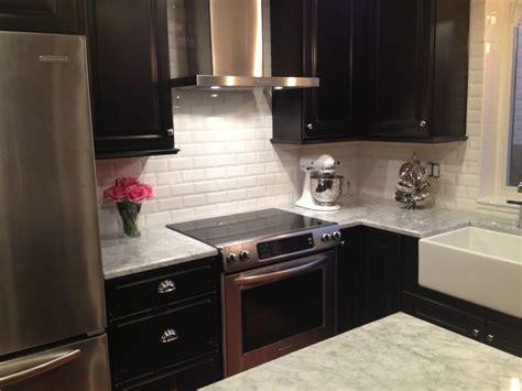 p j kitchen tile white beveled subway tile kitchen home sweet home