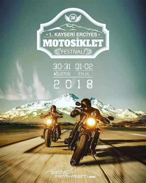 kayseri erciyes motosiklet festivali motorcularcom