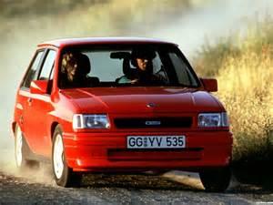 Opel Corsa Gsi Opel Corsa Gsi 2601070