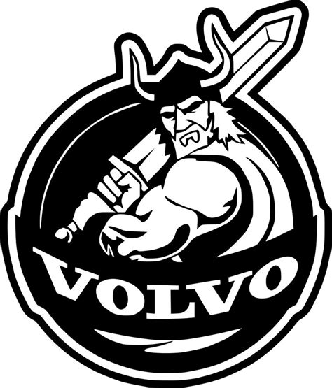 volvo viking sticker car surf vinyl decal sticker euro jdm dubv funny jap vw  ebay