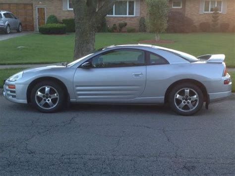 Sell Used Silver Mitsubishi Eclipse 2 Door Sports Car New