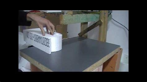 stuckaturen styropor heissdraht styropor schneidemaschine