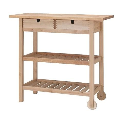 ikea cart on wheels f 214 rh 214 ja kitchen cart ikea