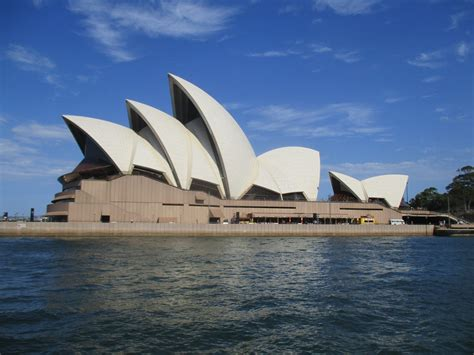 australia opera house the story of the sydney opera house cleantechnica
