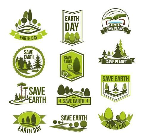 free logo design and save save earth logos design vector vector logo free download