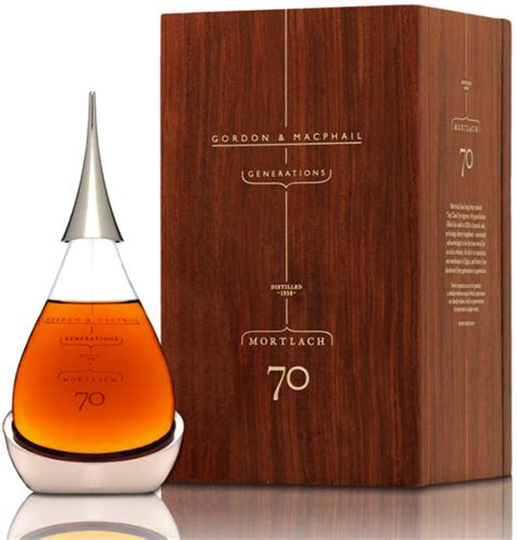 world s oldest whiskey mortlach 70 year old
