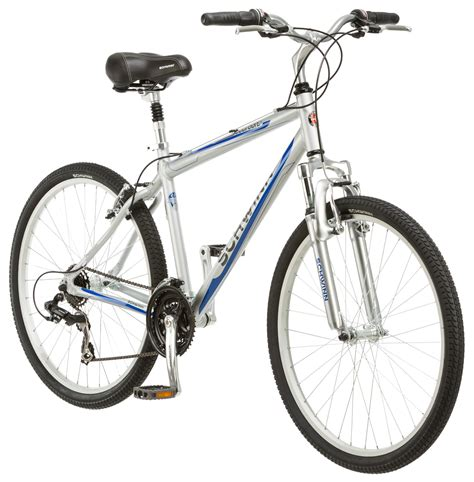 comfortable bike schwinn suburban 26 quot mens comfort bike