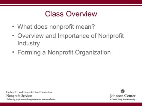 7 Tips For Forming A Non Profit by Starting A Nonprofit Organization Rev 8 31 12