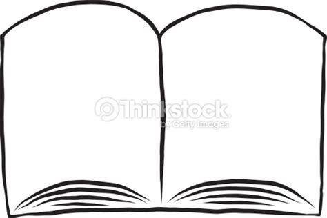 libro outline p 225 gina del libro blanco arte vectorial thinkstock