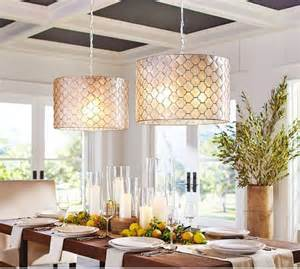 Dining Room Drum Pendant Lighting The World S Catalog Of Ideas