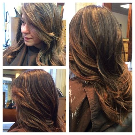 Highlights From Our Club Something Different by Stunningly Beautiful Highlights And Ombr 233 Done By Cris