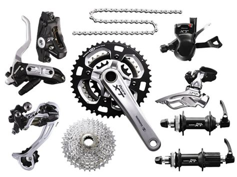 Jersey Sepeda Shimano Xtr slx and xt groupset offers products news on one bikes