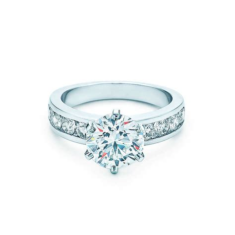 engagement rings with the setting engagement