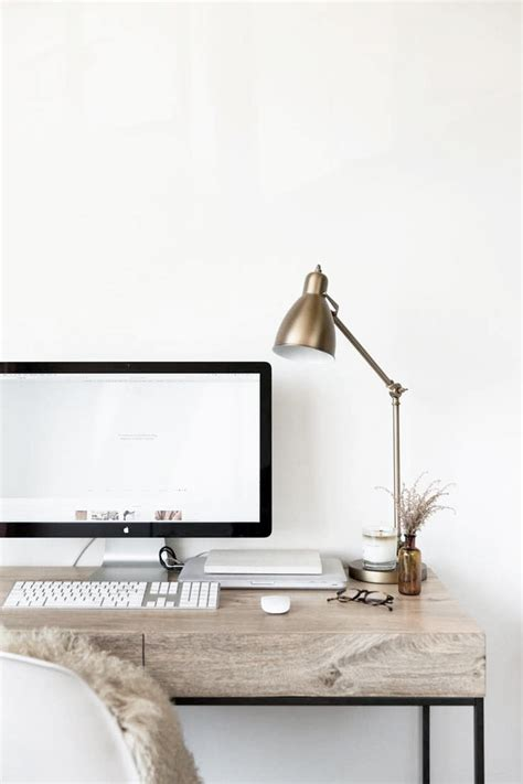 stylish home office desks at home with abby