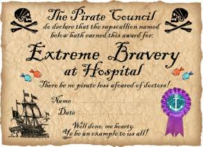 Bravery Certificate Template by Bravery Award Template Printable Certificates For