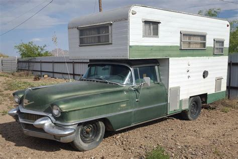 retro cers for sale rv custom 1952 cadillac caddy with a kitchen sink 1956