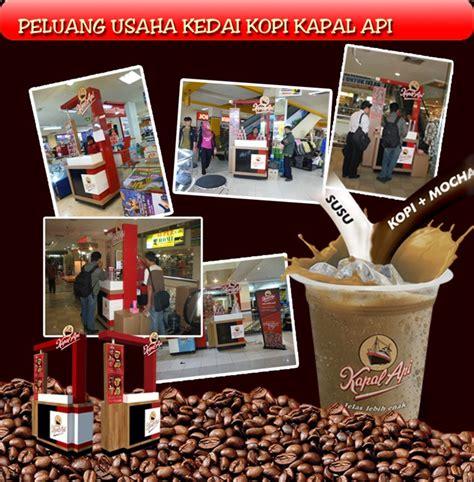 membuat usaha kedai kopi franchise kedai kopi kapal api bisnis kopi peluang