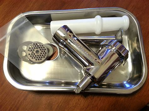 Kitchenaid: Kitchenaid Meat Grinder Attachment