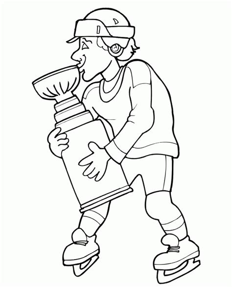 chicago blackhawks coloring pages coloring home