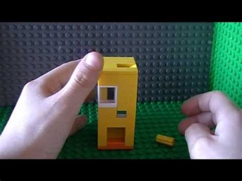 tutorial lego machine lego tutorial how to build a vending machine funnycat tv