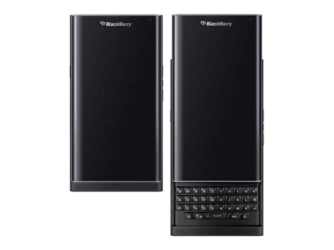 BlackBerry Priv price, specifications, features, comparison