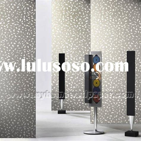 glitter wallpaper manufacturers and suppliers china factory price 3d wall panel wallpaper industrial wallpaper vinyl