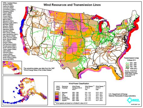 map us fault lines file united states wind resources and transmission lines