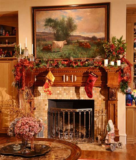 outdoor fireplace patio designs christmas decorating mantels ideas who pays for white house 20 christmas mantel decorations ideas for this year