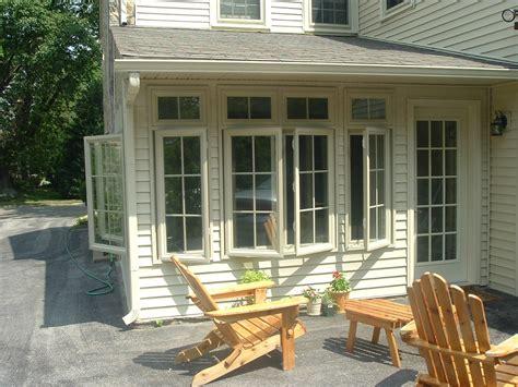 Windows For Porch Inspiration Enclosed Porch Windows