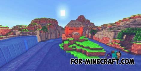 minecraft pe fortnite map