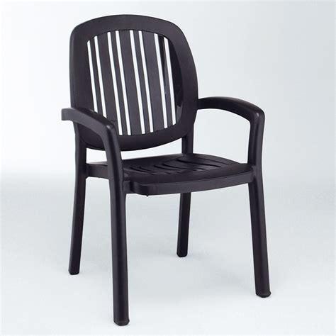 sedia classica sedia classica in plastica da esterno ponza nardi