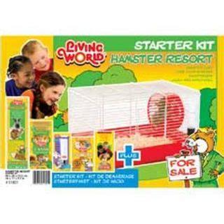 Hegen Complete Starter Kit hamster cages complete starter expansion kit toys