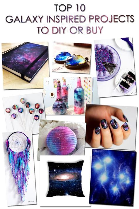 galaxy pattern notebook top 10 galaxy inspired projects to diy or buy more