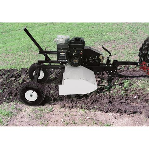 field tuff tow tiller 36in width model atv 3665 northern tool equipment