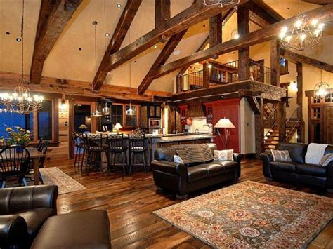 best open floor plans rustic open floor plans with loft best open floor plans
