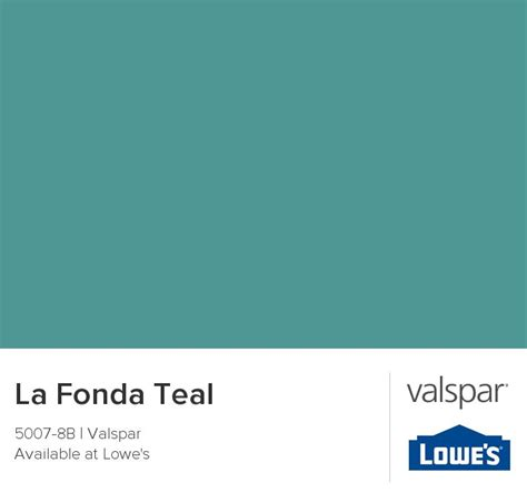 la fonda teal from valspar terrific turquoise and teal
